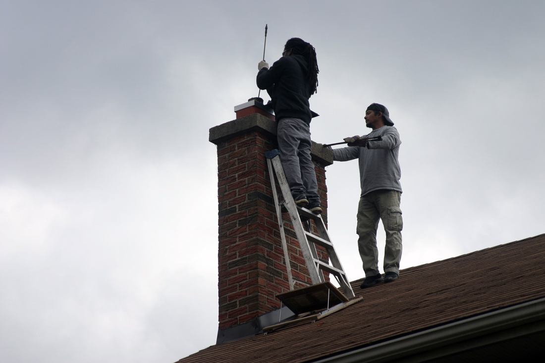 Chimney Sweeping Service The Chimney Swift Ltd