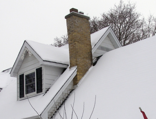 It is time to have your chimney checked.